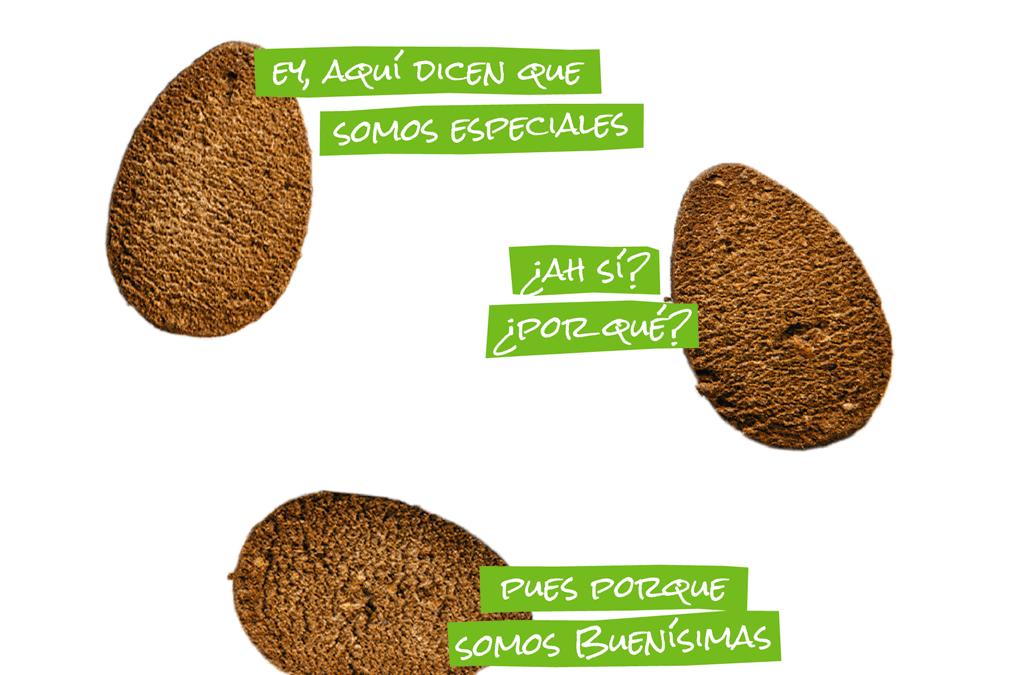 Bon App Eat lanza la galleta más saludable y sostenible del mundo